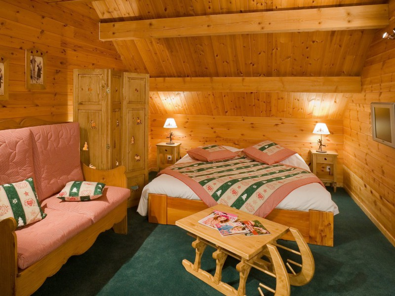 Vacanze in 1/2 Pensione alla montagna - hotel il Chalet d\'en Hô