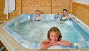 La Spa del Chalet d'en Hô, hotel e Spa nelle Alpi Francese