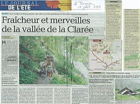 La Provence - Juillet 2008