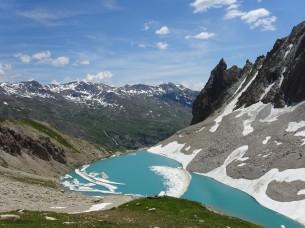 Lago delle Béraudes - Névache - Valle della Clarée