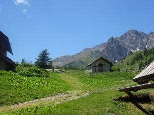 Vallone di  Buffère - Névache - Valle della Clarée