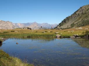 Lago di Cristol - Névache - Valle della Clarée