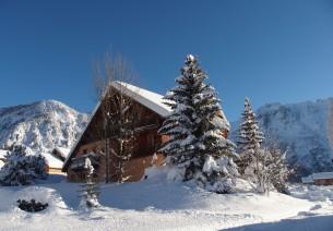 L'Hotel Il Chalet d'en Hô, Névache, Valle della Clarée, Alpi francesi