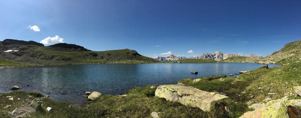 Lago della Madeleine - Valle della Clarée - Névache