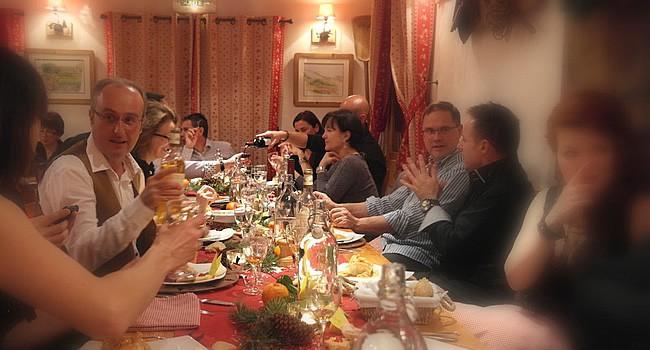 San Silvestro cena