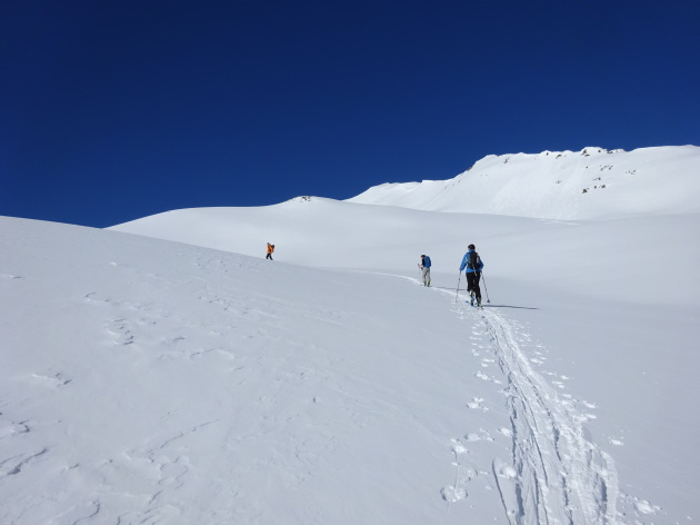 Scialpinismo nella Vallée della Clarée