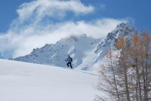 Scialpinismo nella Alta Valle della Clarée