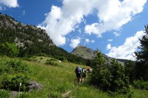 Escursionismo à Névache
