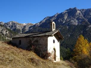 Cappella St Sauveur