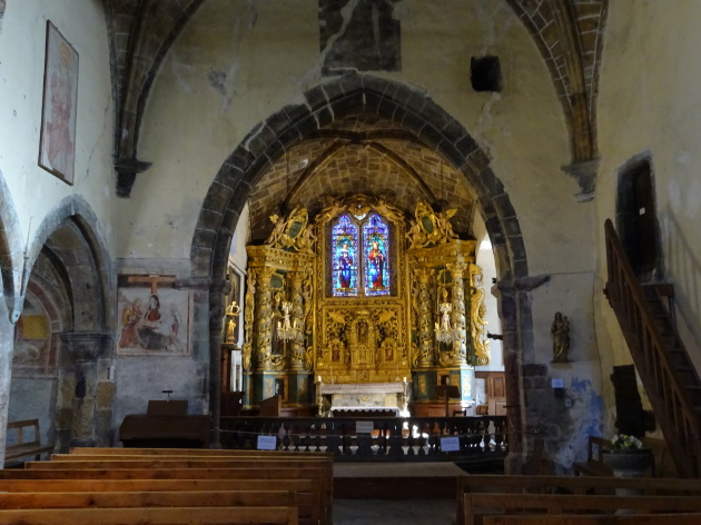 Chiesa St Marcellin Choro