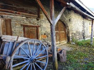 Casa tradizionale di Névache
