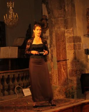 Concerto lirico alla chiesa St Marcellin di Névache