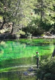 Pesca a Névache