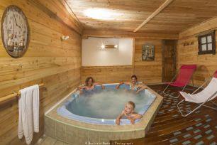 Benvenuto nel nostro hotel e Spa nelle Alpi francesi.