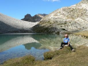 Soggiorno di escursioni in libertà nella Clarée, Lac de la Clarée