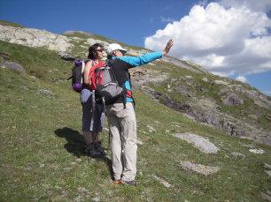 Soggiorno di escursioni in libertà nella Clarée
