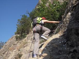 Soggiorno sportivo alla montagna in famiglia in estate a Névache
