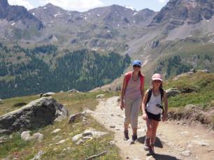 Soggiorno alla montagna in famiglia in estate a Névache