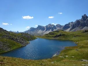 Lac Long des Muandes nella valle della Clarée