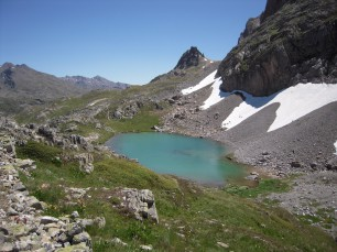 Lago della Clarée