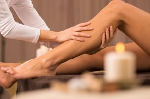 Massagio delle gambe
