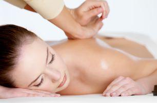 Massagio alla schiena al Chalet d'en Hô