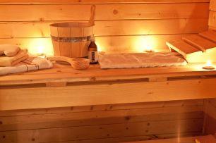 Sauna del Chalet d'en Hô