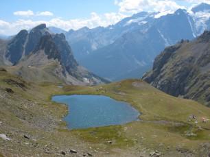 Lago della Ponsonnière