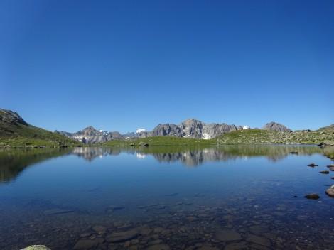 Lago della Madeleine