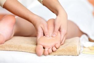 Massagio all'hotel il Chalet d'en Hô